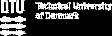 DTU logo white
